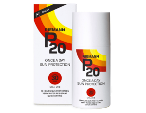 sensitive skin travel - p20
