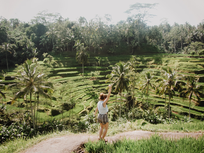 Overcome the fear of solo travel