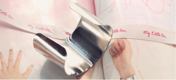 Silver style bracelet