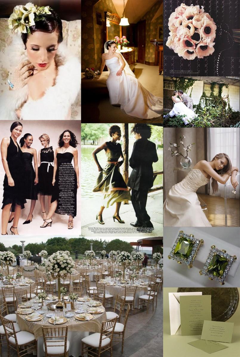 Ideas Fall Wedding Colors