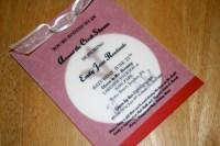 Around the Clock Bridal Shower - Elizabeth Anne Designs ...