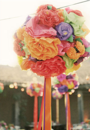 flower-pomanders-with-hanging-ribbons