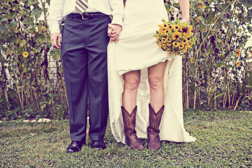 The Bride Wore Cowboy Boots  Inspiration  Project