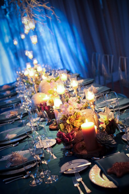 Table Centerpiece Designs