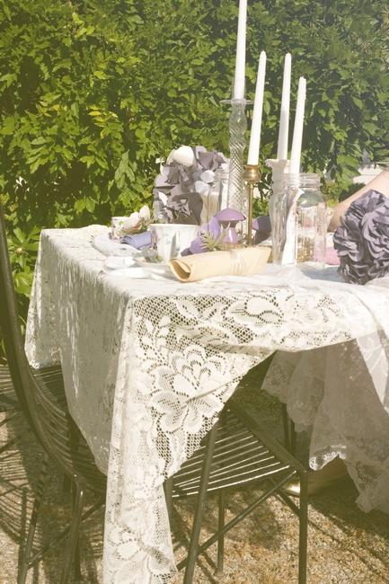 Boho Chic Tea Party  Elizabeth Anne Designs The Wedding Blog