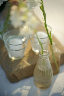 Flowers in Jars and Vases