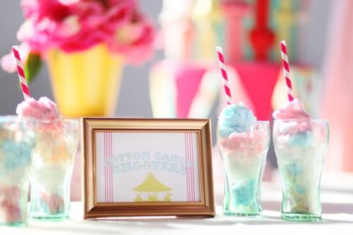 Cotton-Candy-Dessert-Display
