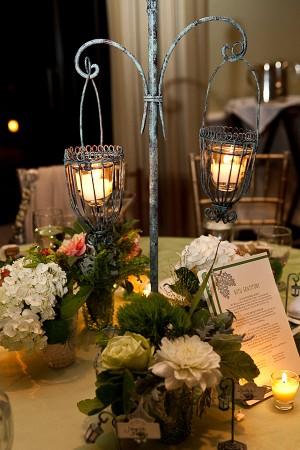 Vintage Art Nouveau Wedding