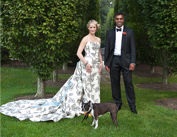 Boston-Terrier-Wedding