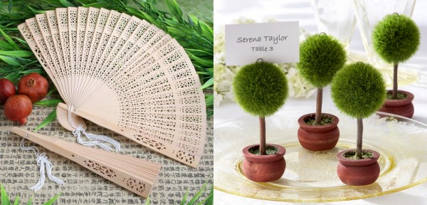 Garden Wedding Favor Ideas