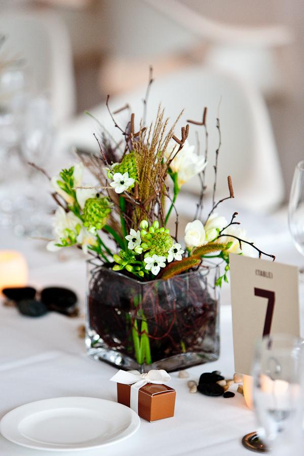 Gold Wedding Centerpiece Ideas