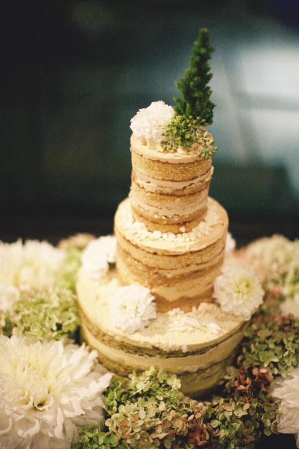 Uniced Wedding Cake Elizabeth Anne Designs The Wedding Blog