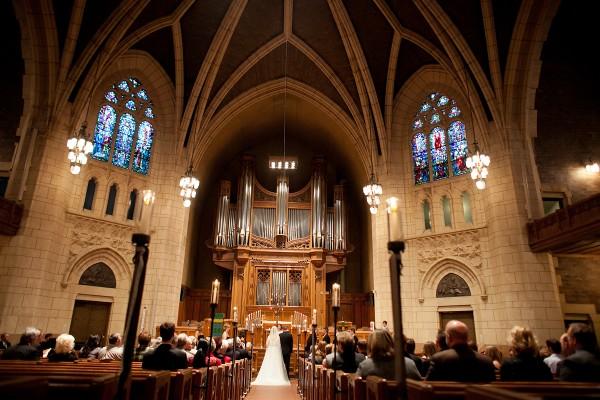 Traditional Church Wedding Elizabeth Anne Designs The