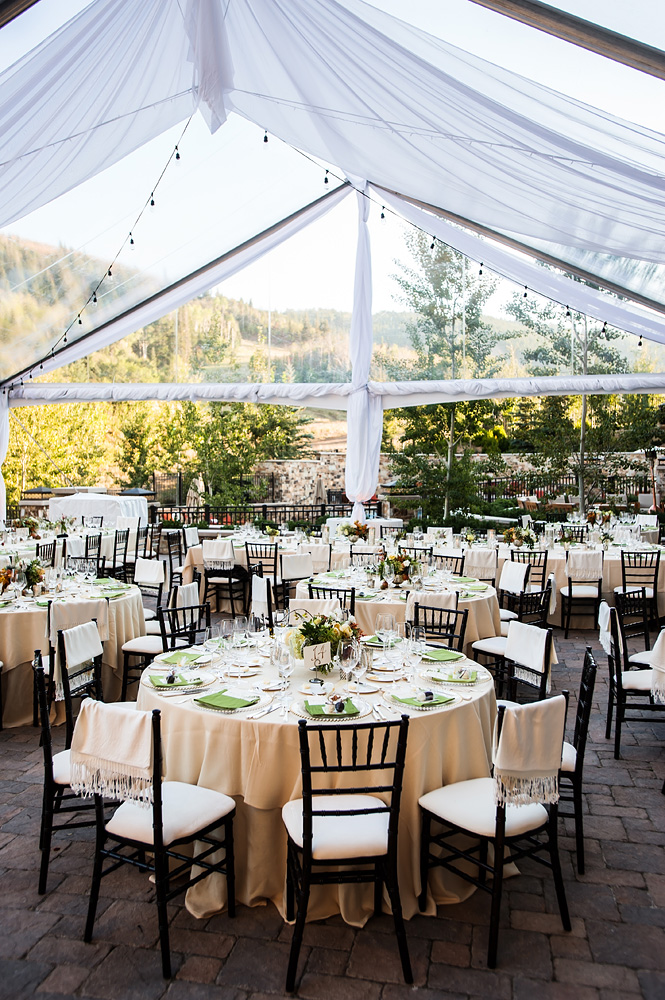 Outdoor Tent Reception Venue Ideas Elizabeth Anne Designs The Wedding Blog