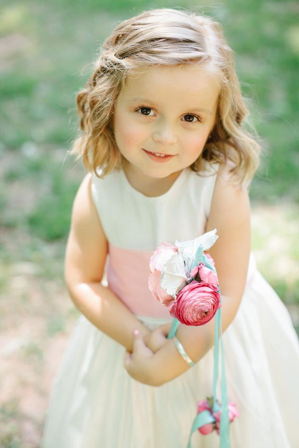 Sweet Flower Girl Dress Elizabeth Anne Designs The