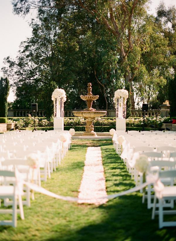 Outdoor Garden Wedding Venue Ideas Elizabeth Anne Designs The