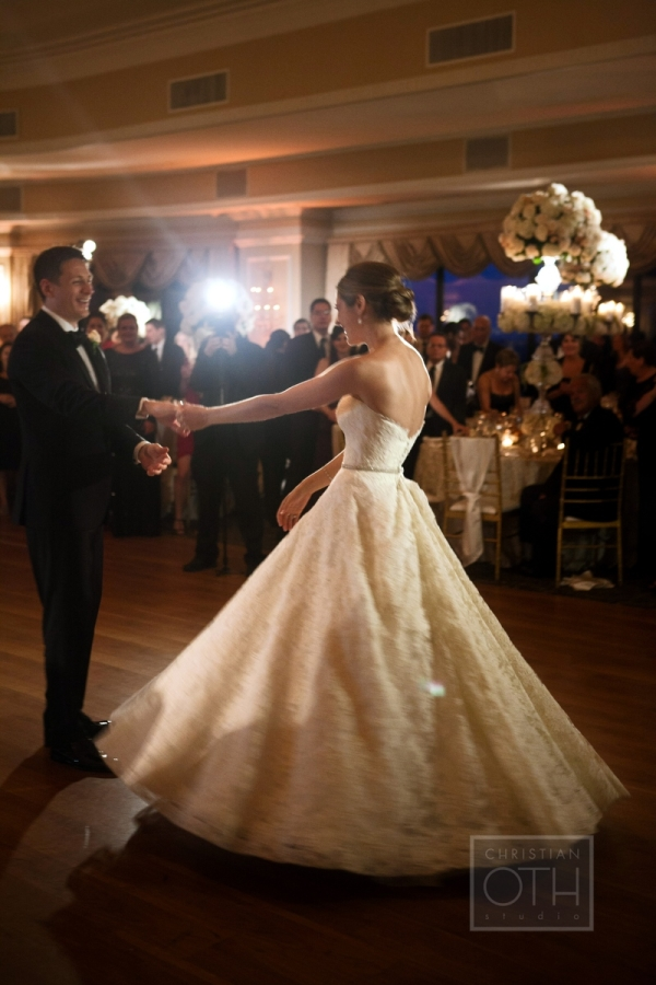 Bride and Groom First Dance  Elizabeth Anne Designs The Wedding Blog