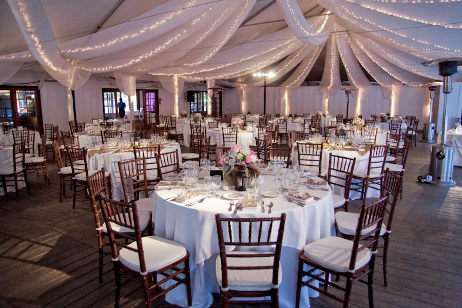 Elegant Rustic Reception Decor Ideas  Elizabeth Anne
