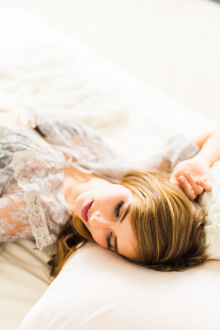 Romantic Boudoir Inspiration Shoot From Brittany Lauren