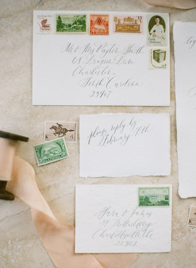 Where To Find Vintage Stamps By Oh So Beautiful Paper