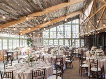 Redwood Room Calamigos Ranch Wedding - Elizabeth Anne ...