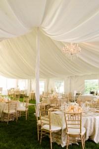 White Tent Wedding & Photographer Jasmine Star Via Blush ...