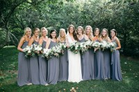 Slate Blue Bridesmaid Dresses - Elizabeth Anne Designs ...