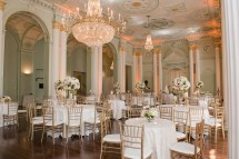 Wedding Biltmore Ballrooms - Elizabeth Anne Design