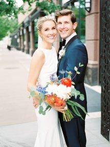 Sophisticated Modern Denver Wedding - Elizabeth Anne