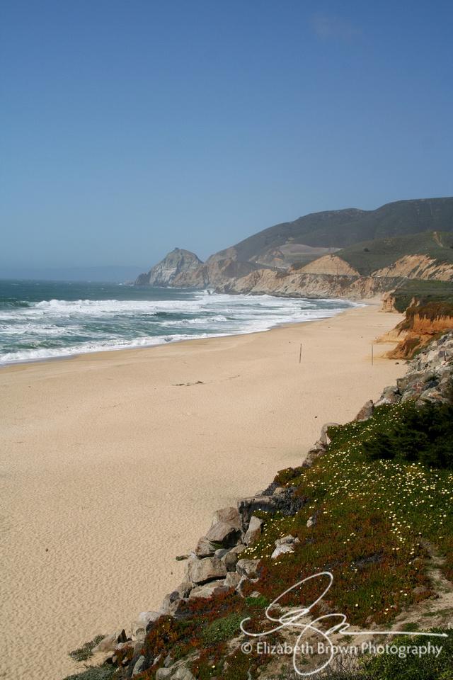 Montara State Beach, Pacifica, CA