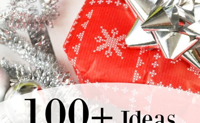100 Ideas For A No Toy Christmas Elizabeth Clare