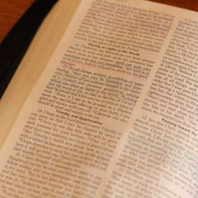 Bible in 360 Challenge:  The Catholic Bible in a Year!