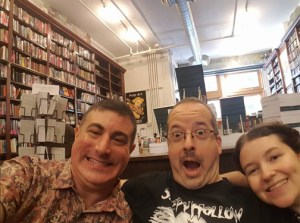 Writers: Dan Braum, Nicholas Kaufman and Chandler Klang Smith