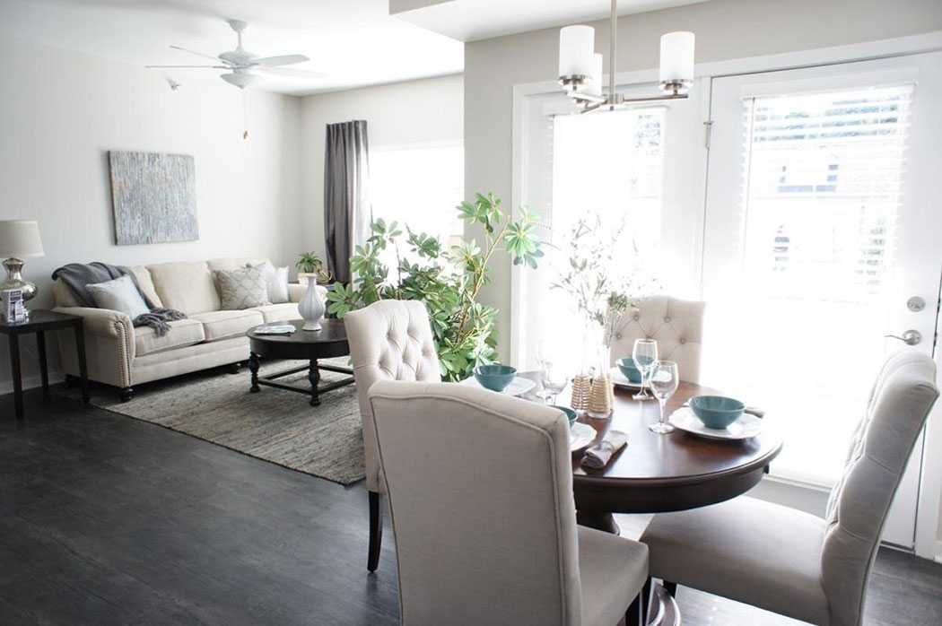Staging Apartment For Sale