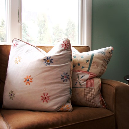 Custom Pillows Workshop Perfection from Studio Elizabeth Fields