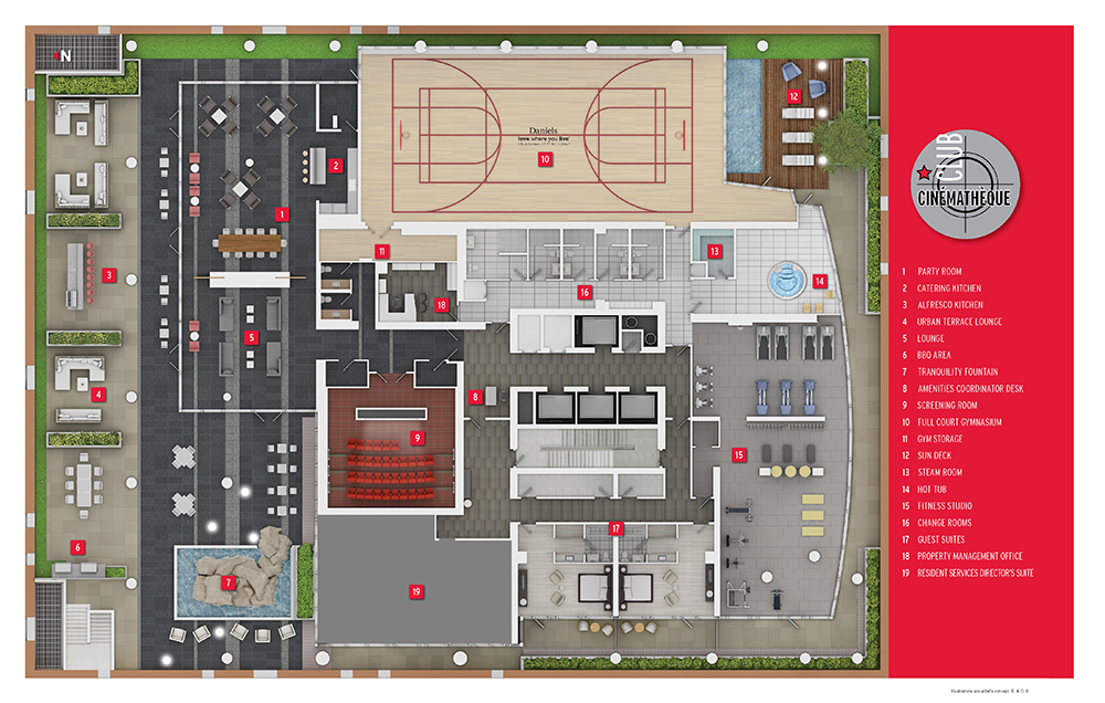 Kitchen Layout Plan Restaurants