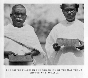 Priests with Plates