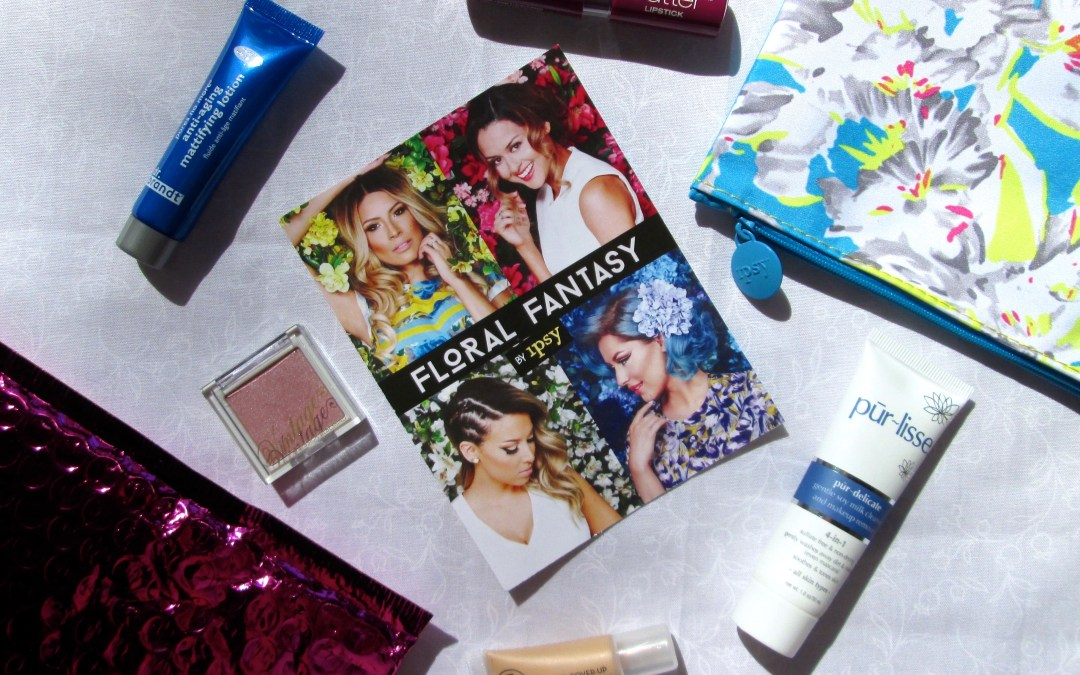 Ipsy Unboxing/Review March 2015