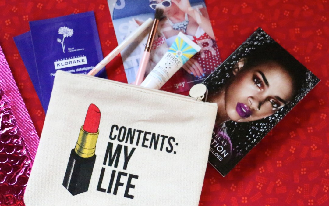 Ipsy May 2015 | Unboxing/Review