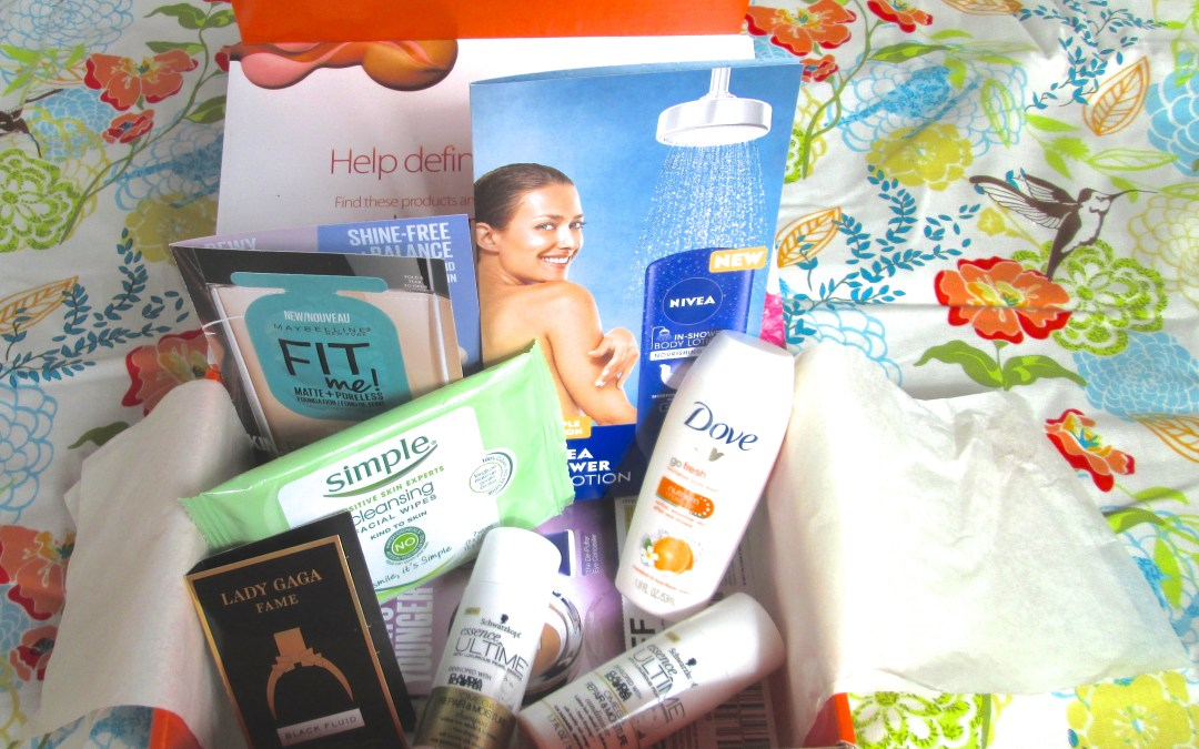Walmart Beauty Box Spring 2015 | Unboxing/Review