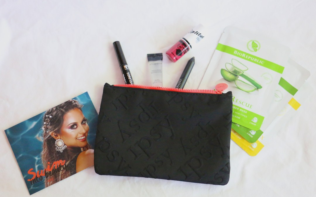 June 2015 Ipsy Glam Bag Unboxing/Review