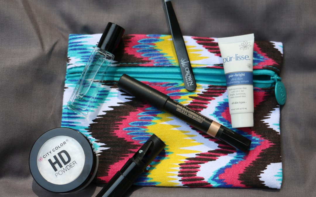 Ipsy Glam Bag July 2015 Unboxing