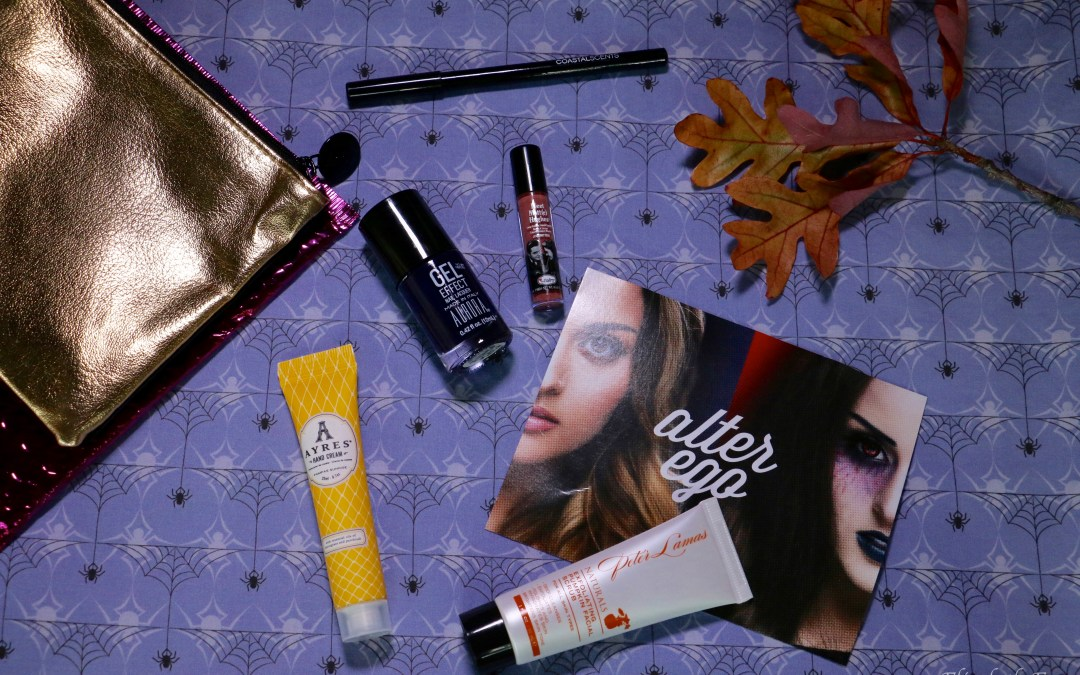 "Ipsy ""Alter Ego"" October 2015 