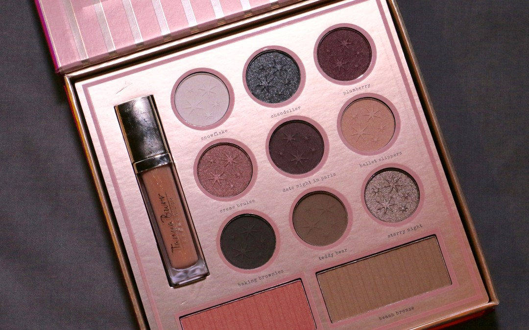 Tanya Burr Cosmetics Candy Glam Palette | Review