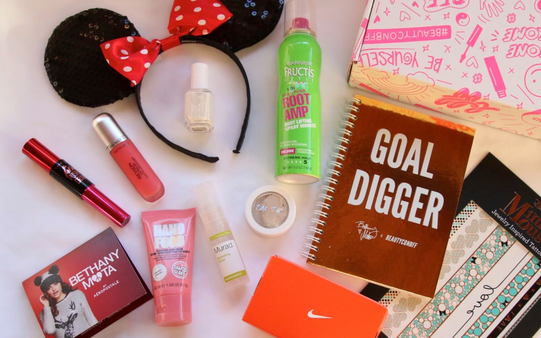BeautyCon Bff Box Winter 2015-16