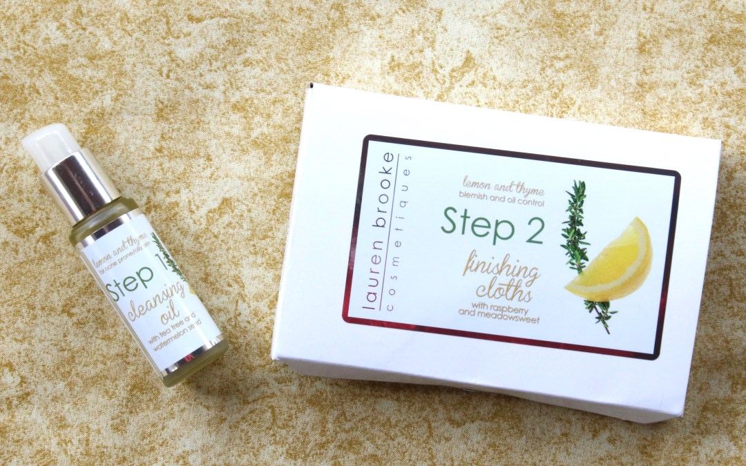 Lauren Brooke Two Step Cleansing System – Acne-Prone/Oily Skin | Review