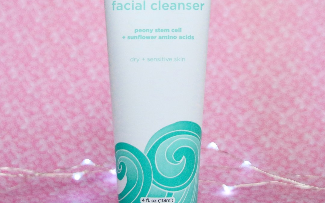 Acure Organics Sensitive Facial Cleanser | Review
