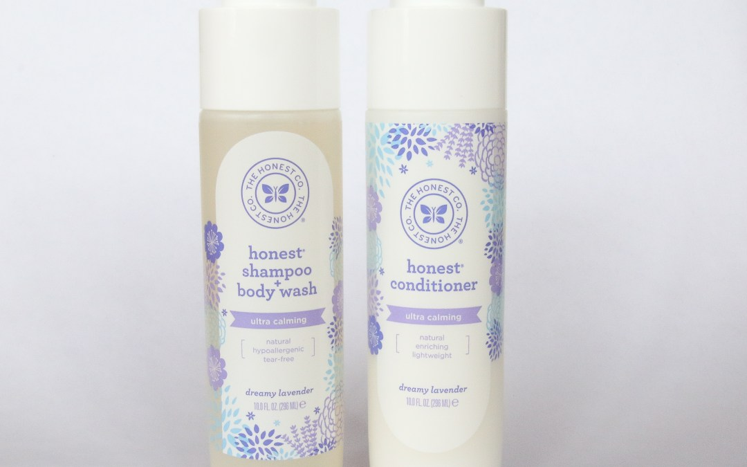 The Honest Co. Shampoo + Body Wash & Conditioner | Review