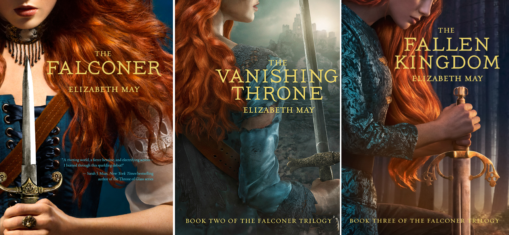 Image result for the falconer series