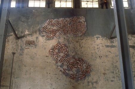 Brick Art Installation by Elizabeth Montague